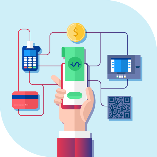 Mobile money solutions to boost the revenue