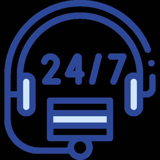 24/7-Customer Service