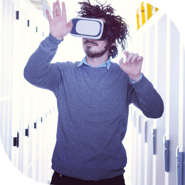 Our vision is future connected with Virtual Reality