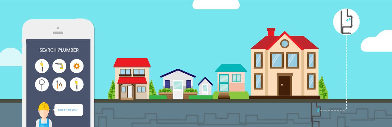 Why book a plumbing service through an App? -