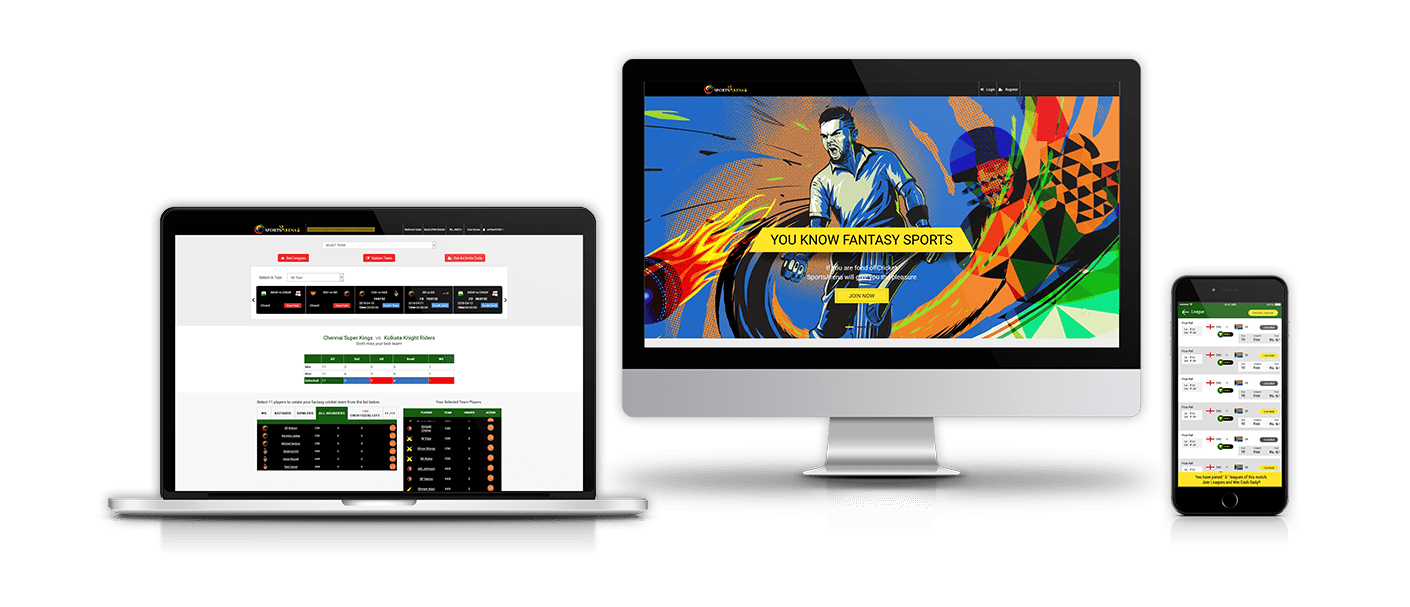 Fantasy Sports Platform for Cricket Leagues