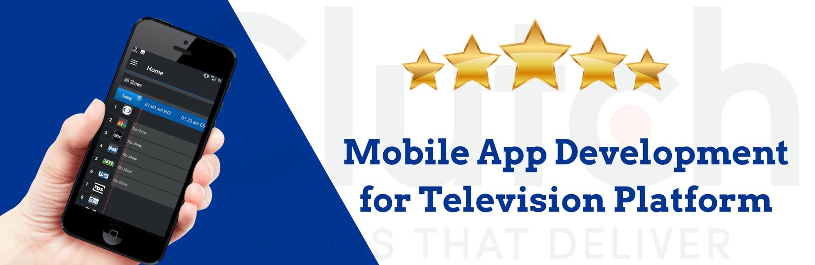Mobile App Development for Television Chat Platform