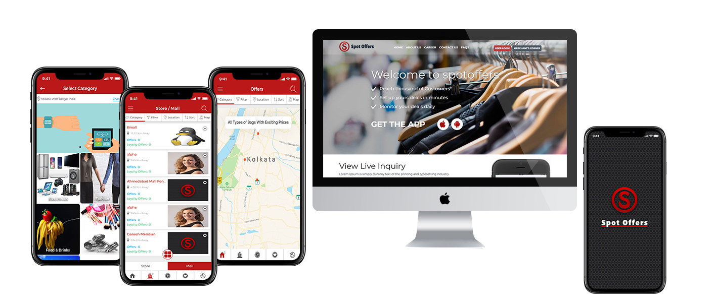 Geolocation based Offer Marketplace