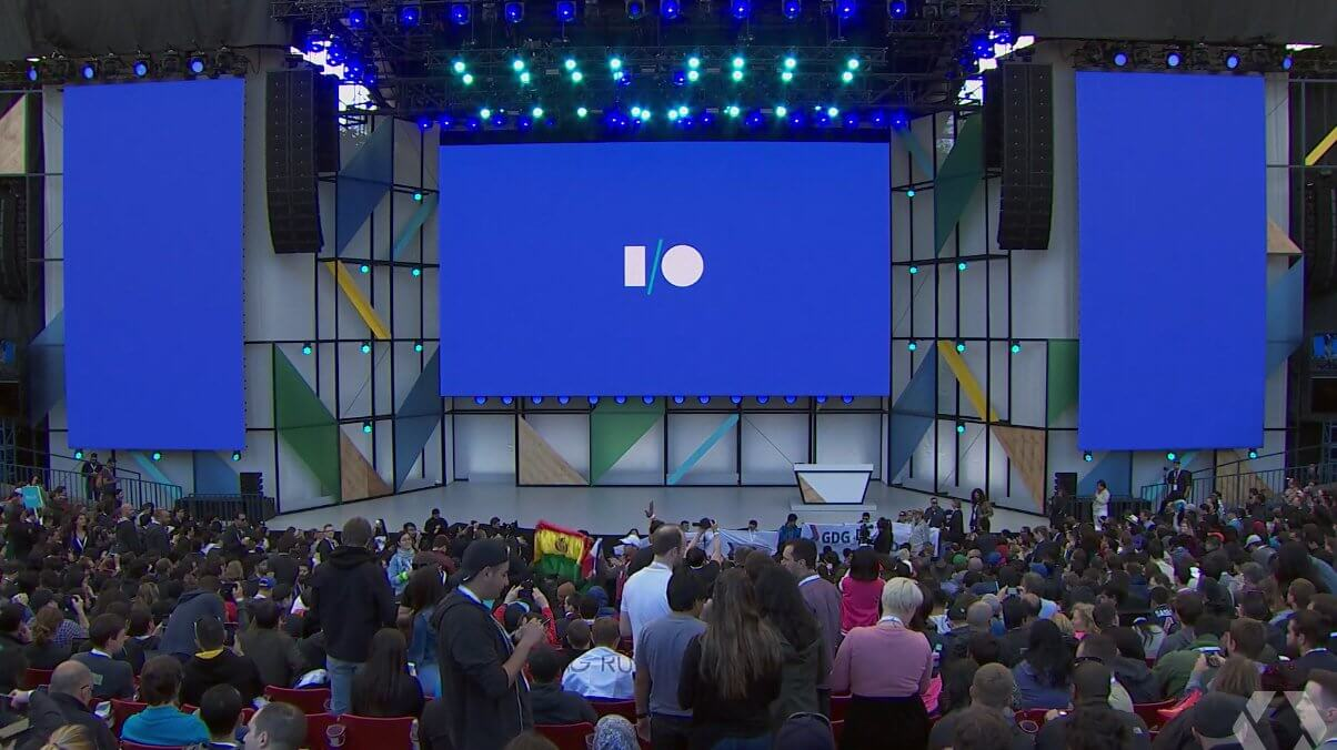 Innovating the World : Google I/O Conference 2018
