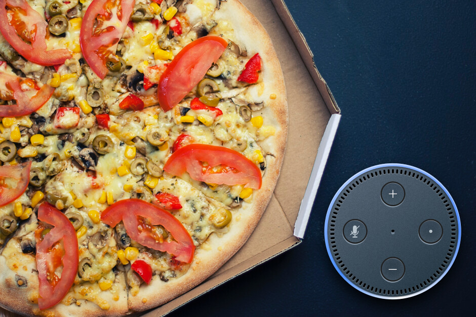How much it will cost to development an amazon Alexa Skills for Food delivery platform App like SkipDishes  or UberEats?