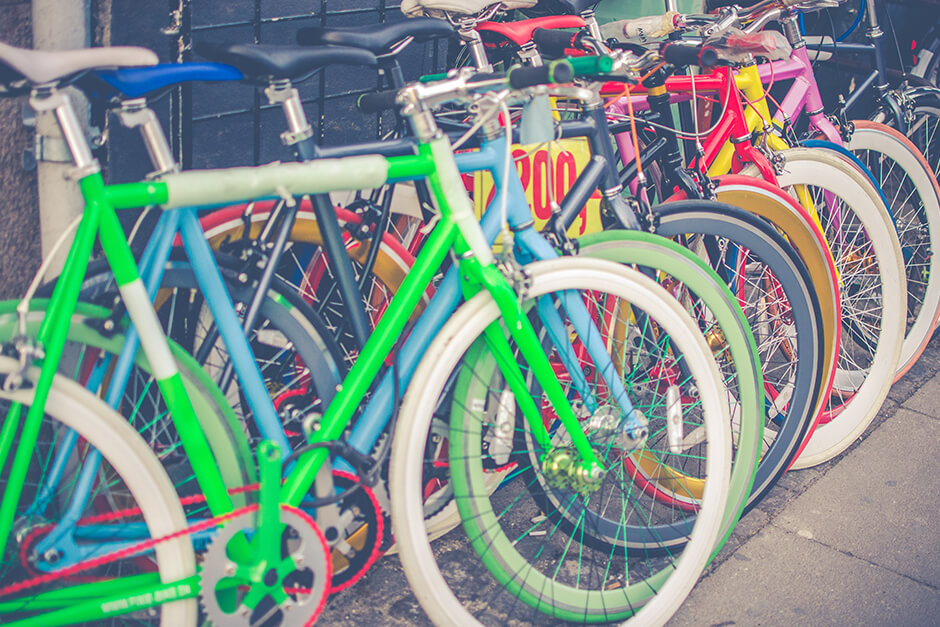 How much will it cost to develop a bike parking spot app like BikeSpace?