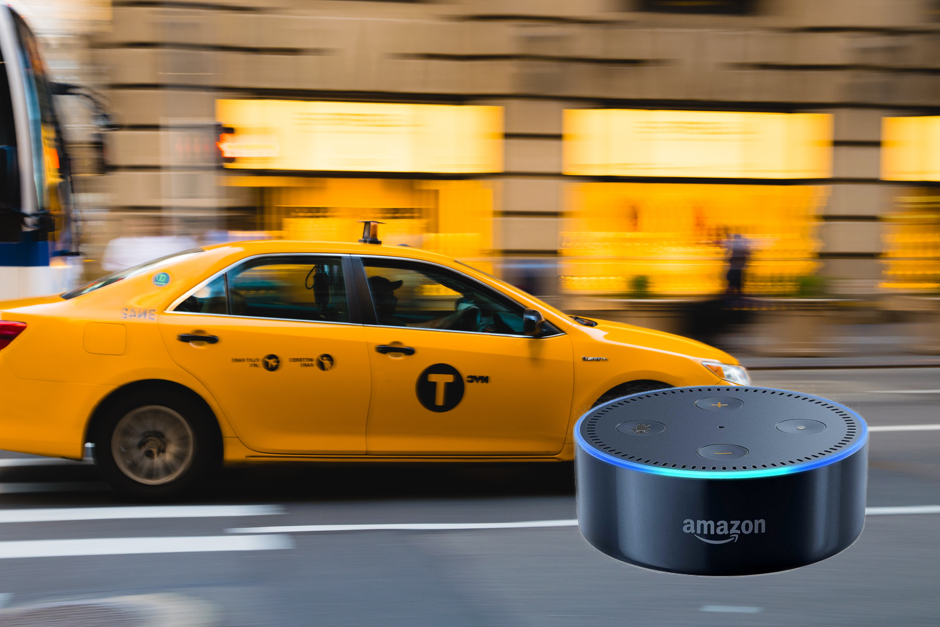 How much would it cost to develop Amazon Alexa Skill for Taxi Booking App like Uber?