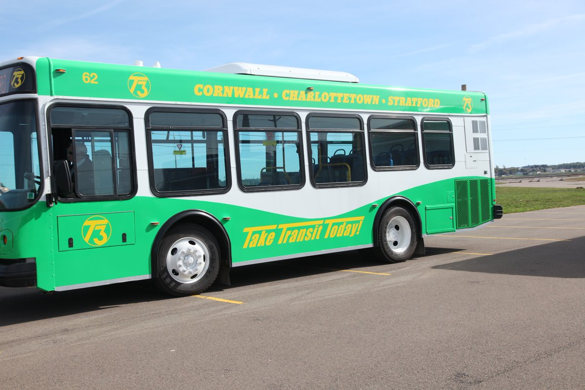 Why T3 Transit bus in Charlottetown should have a mobile application ?