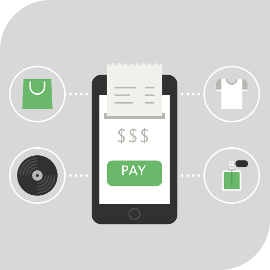 m-Commerce and mobile payment solutions