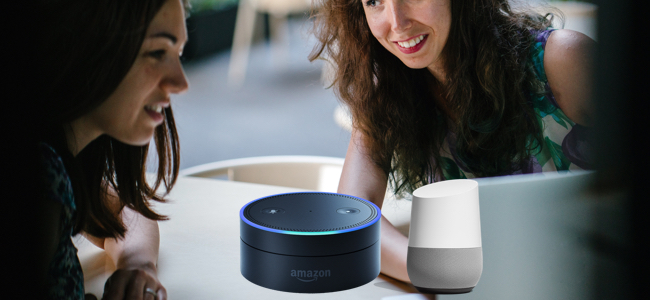 How Voice Assisted Technologies ( Google home, Amazon Speakers, Siri ) will transform business operations