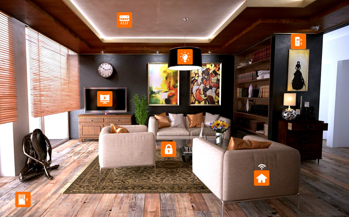 How Smart Home concept will be a Game Changer for Real Estate in 2019