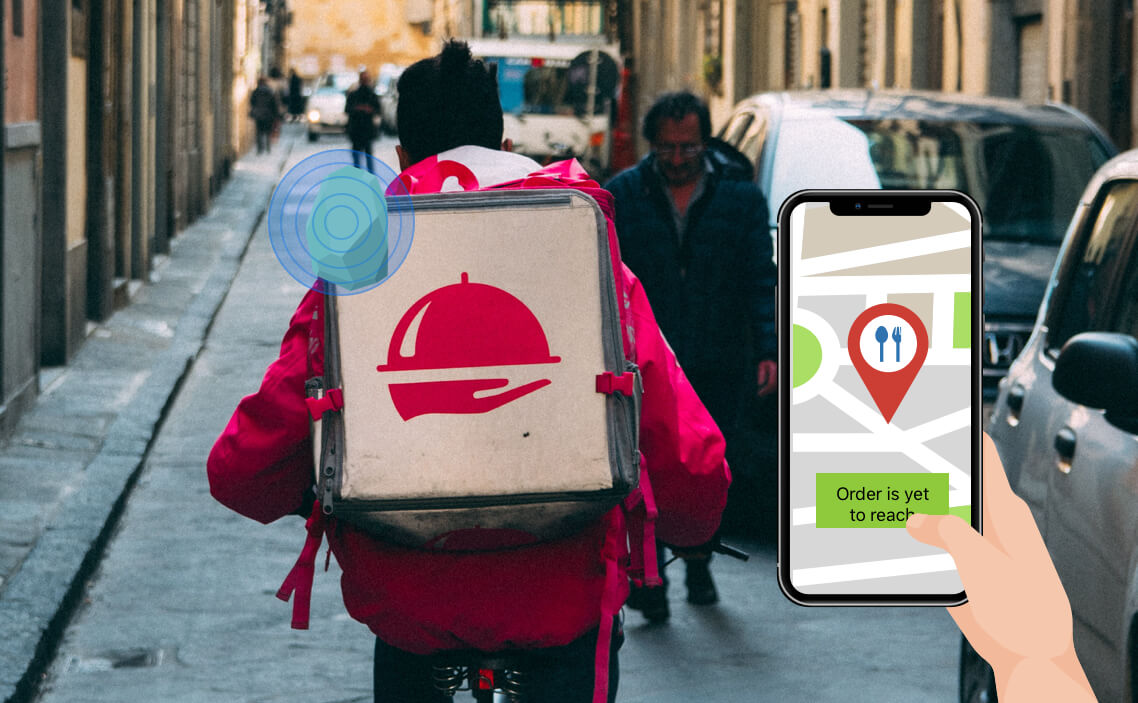 5 Unique iBeacon ideas to implement in Food Delivery businesses