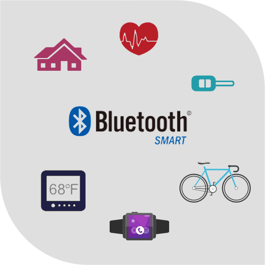 Bluetooth Low Energy Beacon based smart solution