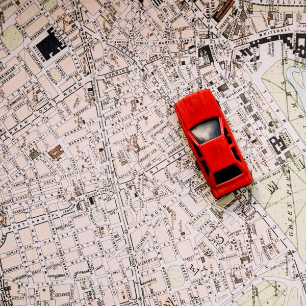 Interactive AIS Map Integration