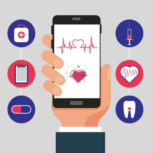 Medical Apps for Patient Care at Home