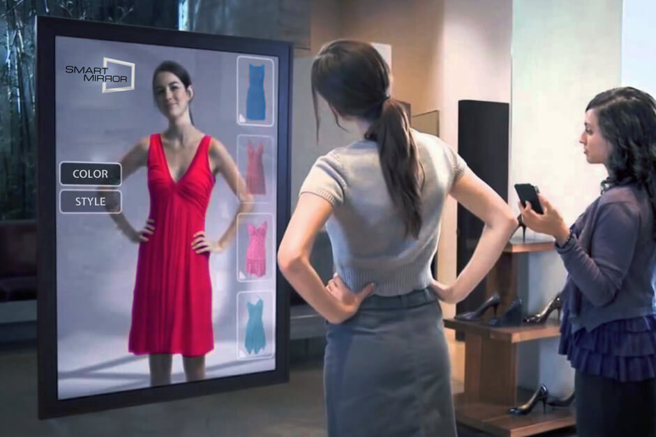 How much would it cost to develop an AR based Smart Mirror System for Retailers?