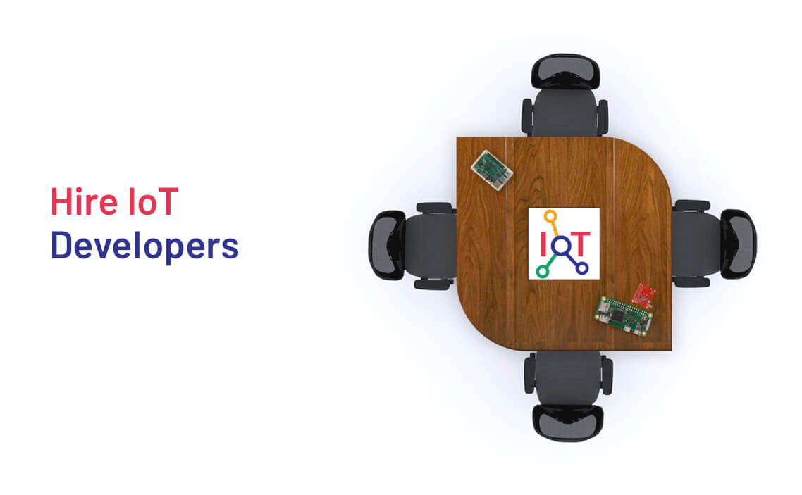 Hire IoT developers