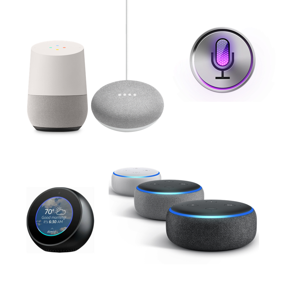 Virtual Voice Assistant Applications Development