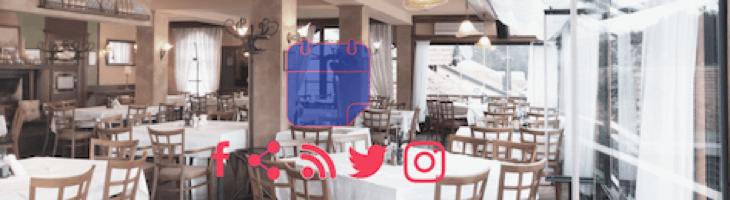 Social Media CheatSheet for Food Industry