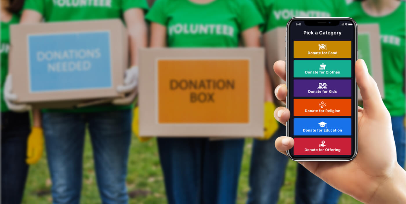 The Best Charity Apps for Giving Back